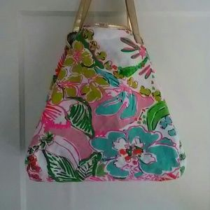 Lilly Pulitzer Colorful Bag